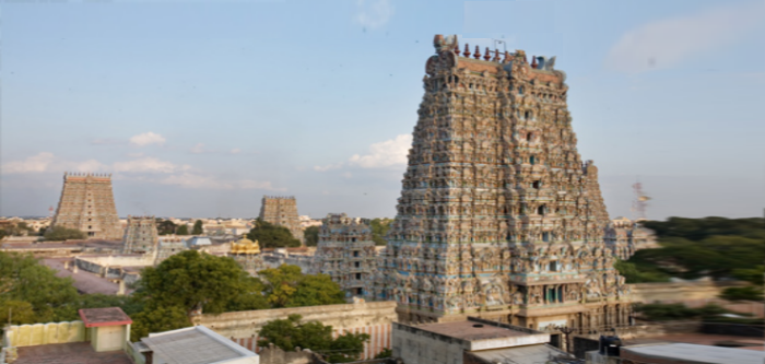 8N/9D Best of Tamil Heritage Tour Packages