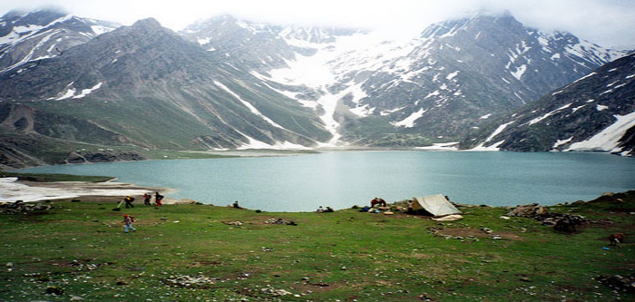 Kashmir with Trekking to Amarnath