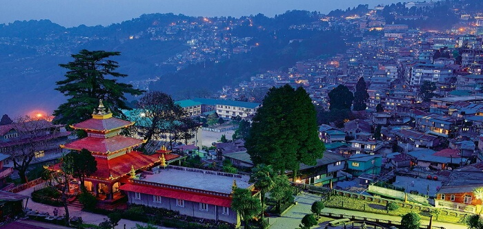 Darjeeling Gangtok Honeymoon Special Package (5N/6D)