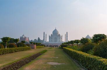 Taj Itinerary