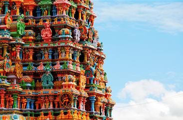 Spirito Di Tamil Nadu E Karnataka Itinerary